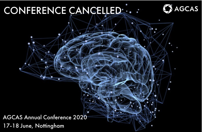 AGCAS Annual Conference 2020 - cancelled
