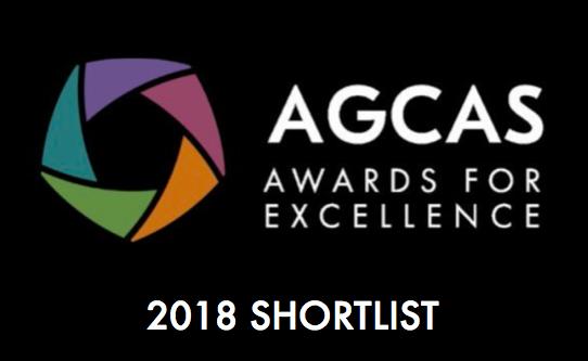 2018 Agcas Awards For Excellence Shortlist