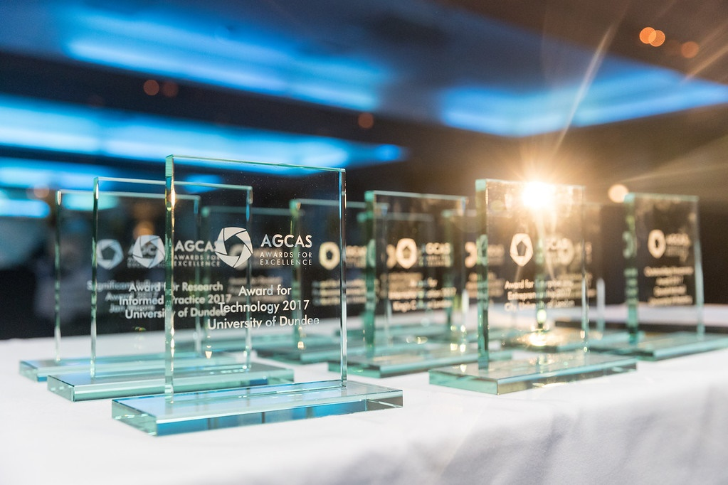 2018 AGCAS Awards for Excellence Shortlist